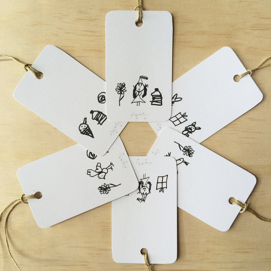 Ahneke's Favourite Things 6 Gift Tags