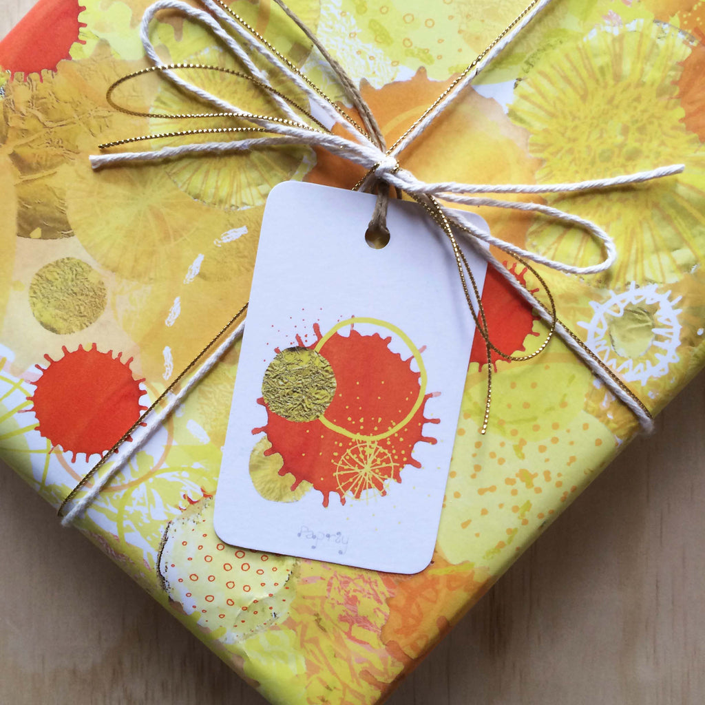 Celebration 6 Gift Tags