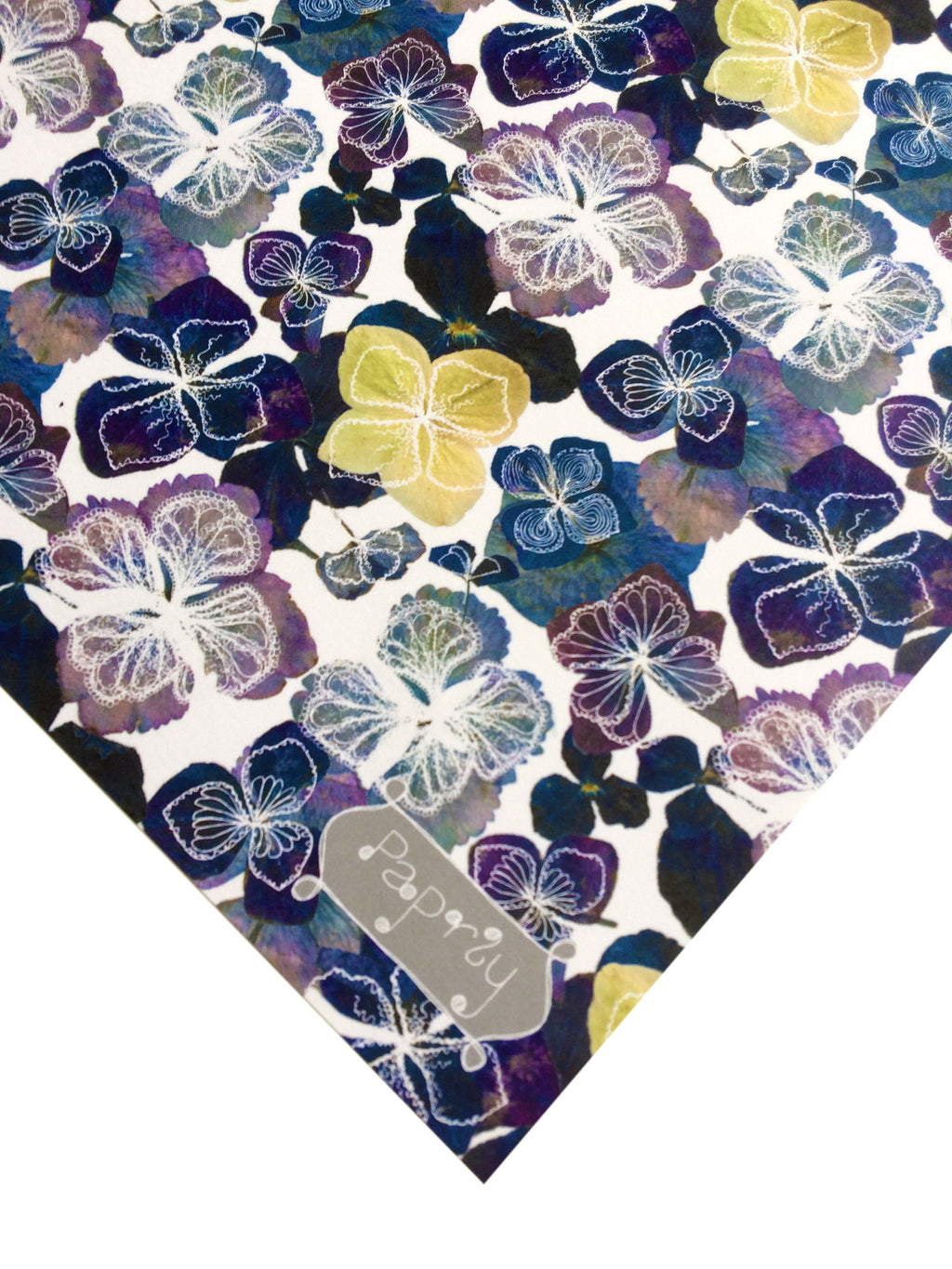 Hydrangea Heaven Gift Wrapping Paper