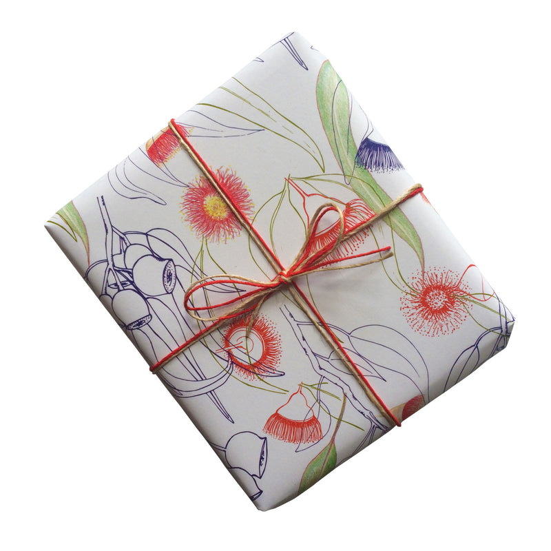 Silver Princess Gift Wrapping Paper