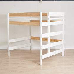 Double or Queen Loft Bed Instructions image