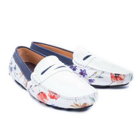 RG Shoes White Jardin