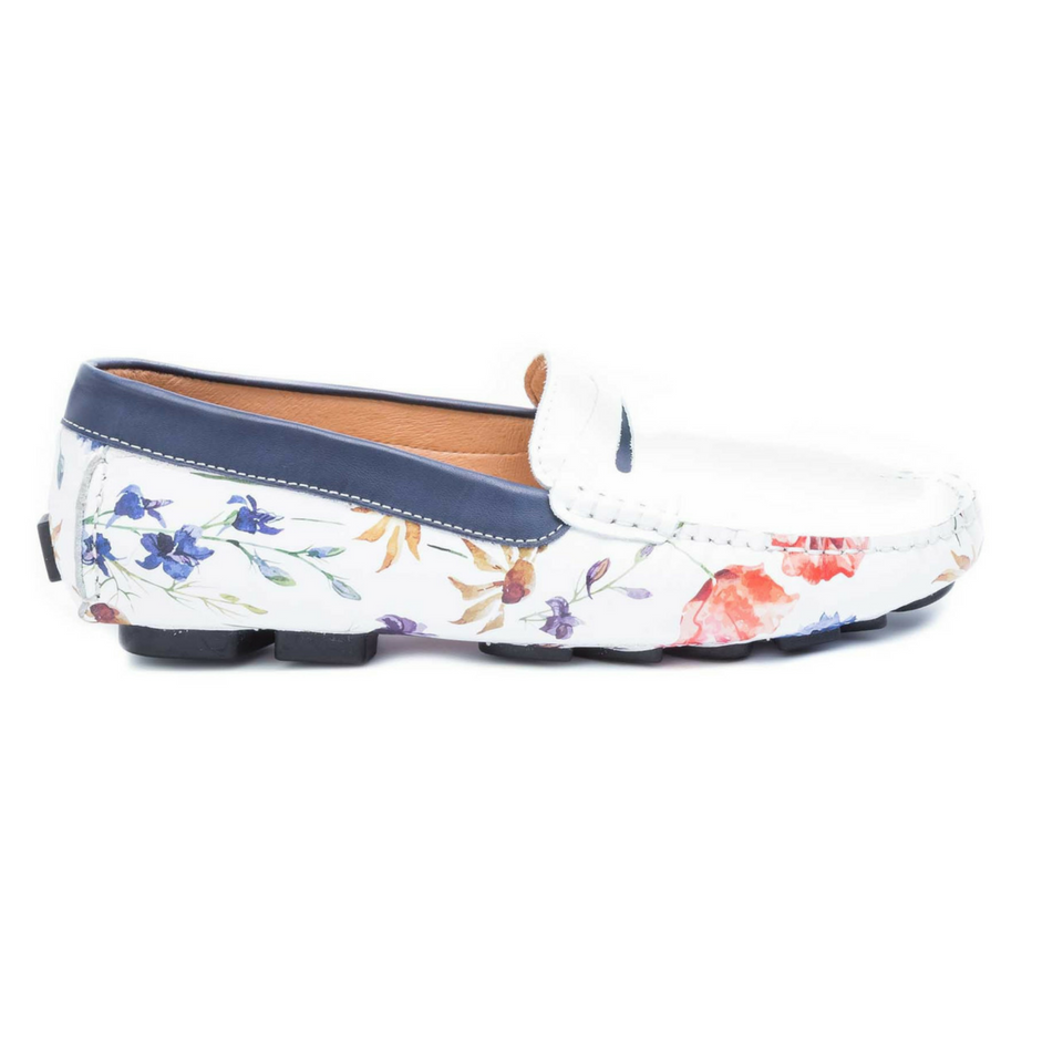 Robert Graham - Shoes White Jardin