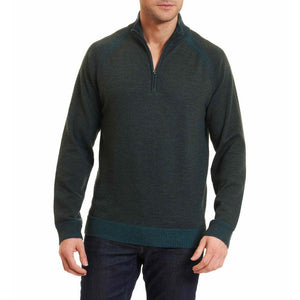Robert Graham Forest & Teal Jovanni Pullover