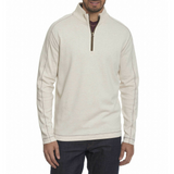 Robert Heather White Elia Pullover