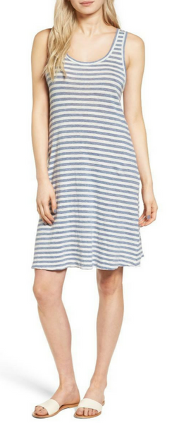 AG Avril Dress - Striped