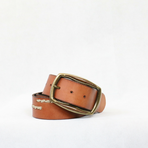 Robert Graham Brown Vintage Lumen Belt