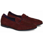 Load image into Gallery viewer, Seth Loafer - Burgundy