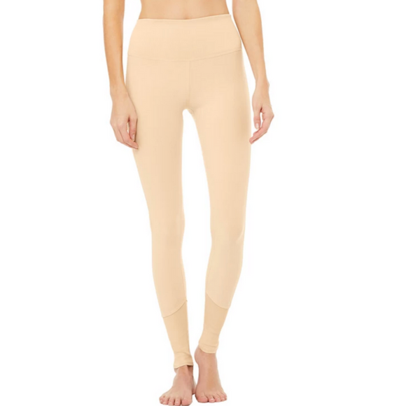 Alo Yoga Putty High Waist Vapor Legging