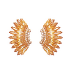 Load image into Gallery viewer, Mignonne Gavign Crystal Mini Madeline Earrings