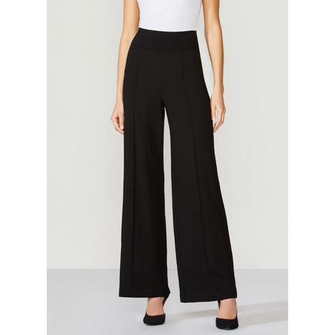 Chill Pill Ponte Pant - Black