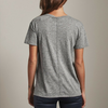 Henson Tee - Speckled Heather Grey