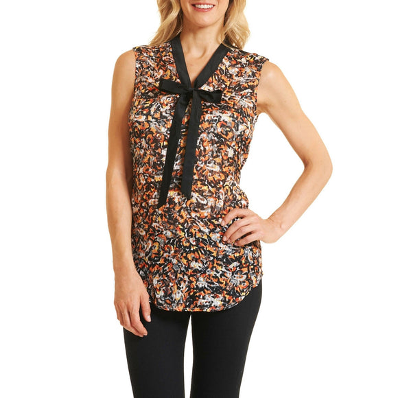 Robert Graham Natural Lulu Top