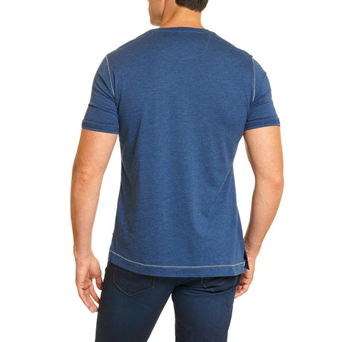 RG Nomads T-Shirt - Heather Navy