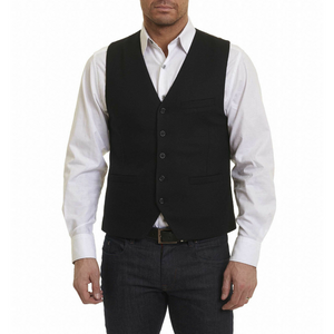 RG - Five Ponds Vest - Black