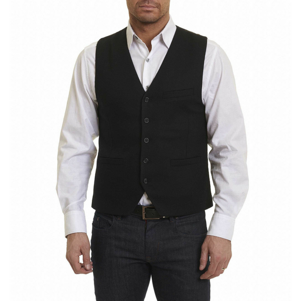 Five Ponds Vest - Black