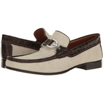 Load image into Gallery viewer, Donald J Pliner - Dacio - Natural Loafer
