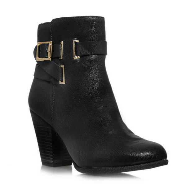 Harriet Bootie - Black