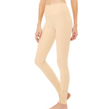 Alo Yoga High-Waist Vapor Legging - Putty