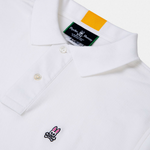 Load image into Gallery viewer, Sport Polo - White Neon Tipped
