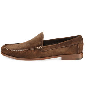 Donald J Pliner - Nate - Java Suede Loafer