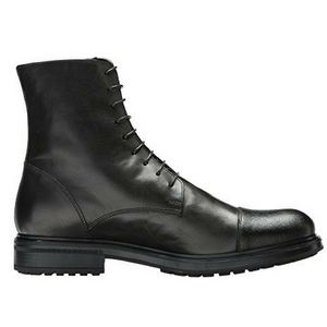 Donald J Pliner - Otis - Black Leather Boot
