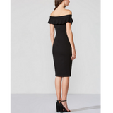 Bailey 44 Black East Indies Dress
