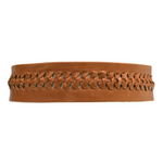 Load image into Gallery viewer, Ava Wrap Belt -  Cognac