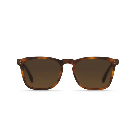 Raen Optics Wiley Matte Rootbeer Sunglasses