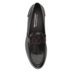 Load image into Gallery viewer, Donald J Pliner - Salvo - Black Leather Loafer