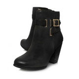 Vince Camuto Black Harriet Bootie