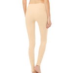 Load image into Gallery viewer, Alo Yoga High-Waist Vapor Legging - Putty