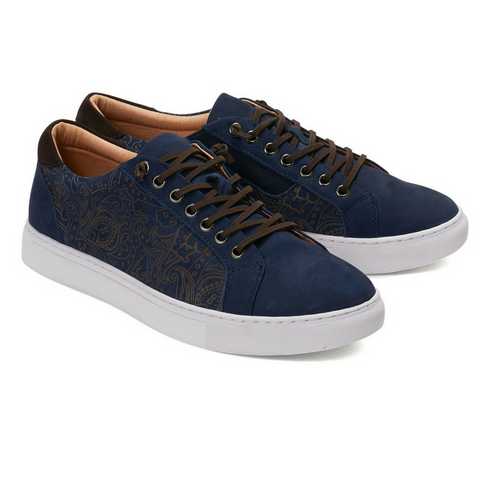 Lima Sneakers - Navy