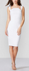 Lal Mirch Dress - Chalk