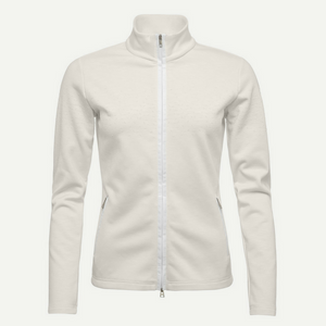 KJUS White Madrisa Jacket