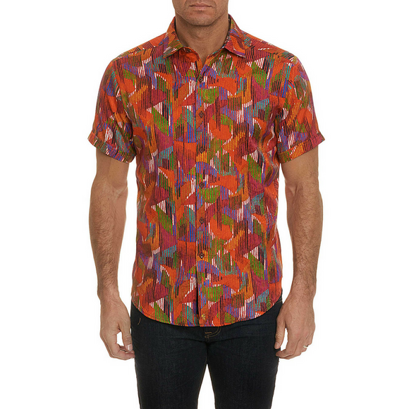 Robert Graham Multi Gallagher Sport Shirt