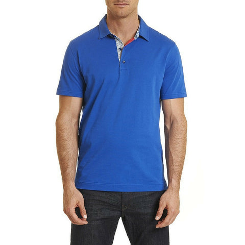 RG Knotts Polo - Blue