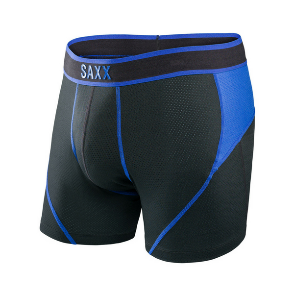 Kinetic Boxer - Black/Cobalt
