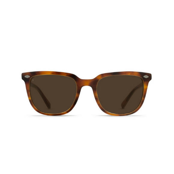 Raen Optics Split Finish Rootbeer Arlo Sunglasses