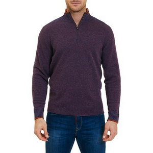 Robert Graham Purple Terzo Pullover