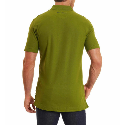 RG Back Off Polo - Olive