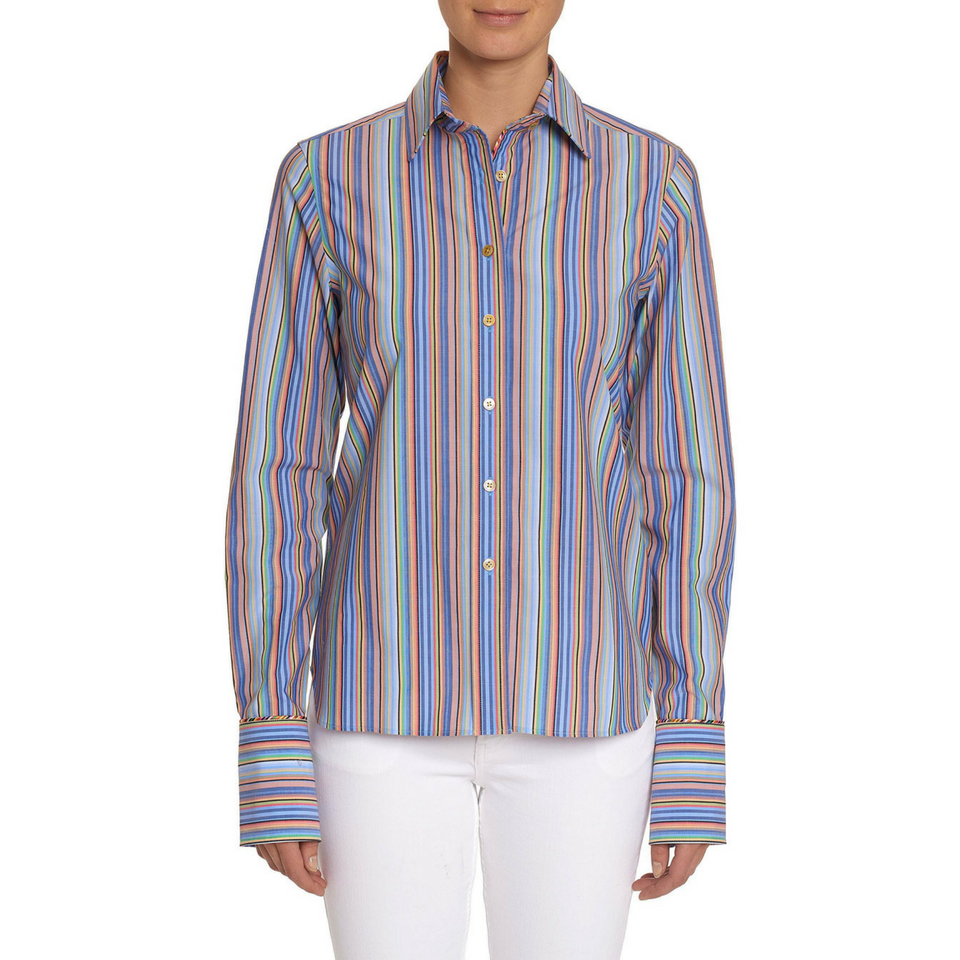 29278a76 Priscilla - Multi Stripe. Robert Graham (Women's)