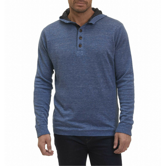Robert Graham Blue Indus River Sweater