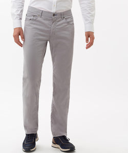 Brax - Summer Marathon Supima Cotton Cooper Fancy Trouser