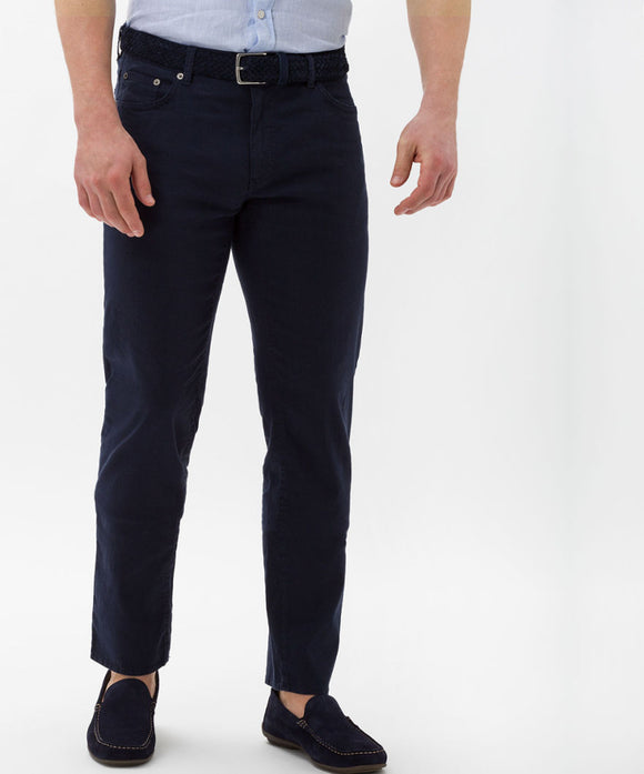 Brax Ocean Chuck Cotton & Linen Pants