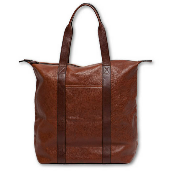 Moore & Guiles Honey Zip Tote