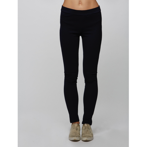Washed Go Legging - Black