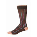 Socks - Adyar - Brown