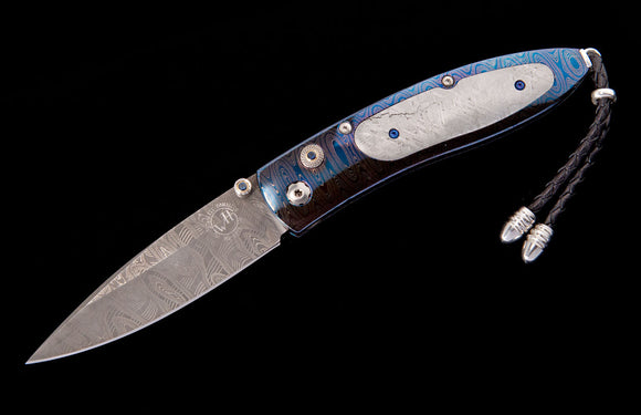 William Henry Blue Streak Monarch Knife