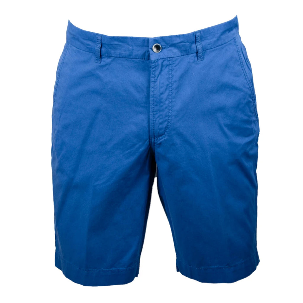 BRAX Bristol Bermuda Short in Royal Blue style 84-6807/25 front of shorts